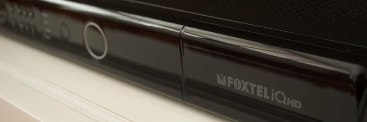 Foxtel IQ set top box