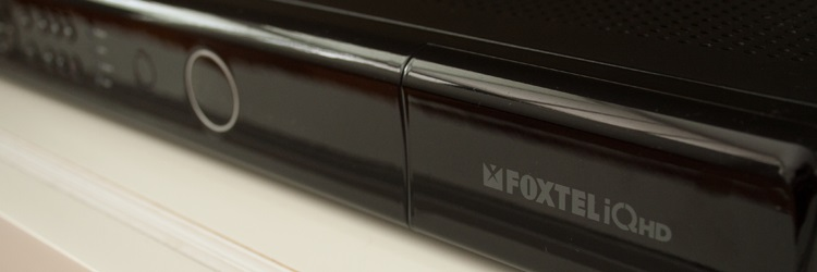 Foxtel IQ set top box